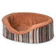 Petmate Antimicrobial Deluxe Oval Lounger Dog Bed