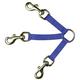 Guardian Gear Nylon 3 Way Dog Coupler 24in Purple