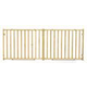 Midwest Wood Extra-Wide Pet Gate