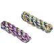SPOT Rainbow Twister Braided Rope Dog Toy