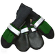 Fleece Lined Muttluks Green Dog Boots XX-Large