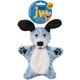 JW Pet Crackle Heads Dougie Dog Toy Large