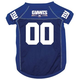 New York Giants Dog Jersey X-Large