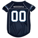 Seattle Seahawks Dog Jersey X-Large