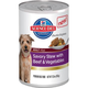 Science Diet Savory Stew Beef Can Dog Food 12 Pack
