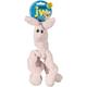 JW Stretchin n Fetchin Rascal Rabbit Dog Toy LRG