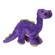 goDog Dinos Bruto the Brontosaurus Dog Toy Large
