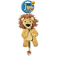 JW Pet Crackle Heads Leroy Lion Dog Toy Large