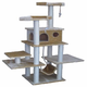 Go Pet Club 72 inch F2041 Beige Cat Tree Furniture
