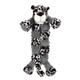Grriggles Safari Squeaktacular Dog Toy Monkey