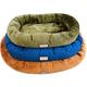 Armarkat Waterproof Velvet Pet Bed Large Brown
