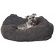 KH Mfg Cuddle Cube Mocha Dog Bed Small