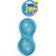 JW Pet CanvasGel Barbell Dog Toy Large