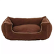 Kuddle Lounge Couch Dog Bed Large Linen