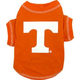 NCAA Tennessee Volunteers Dog Tee Shirt Large