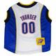 NBA Oklahoma City Thunder Dog Jersey Medium