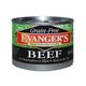 Evangers Grain Free 100 Beef Can Pet Food 24 Pack