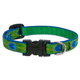 LupinePet Tail Feathers Adjust Dog Collar 16-28in