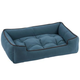 Jax and Bones Microsuede Ocean Dog Bed XLarge