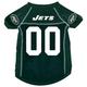 New York Jets Dog Jersey X-Large
