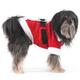 Fashion Pet Santa Claus Holiday Dog Costume Small