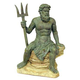 Deep Blue Poseidon Statue Decoration LG