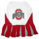 NCAA Ohio State Cheerleader Dog Dress Medium