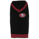 San Francisco 49ers Dog Sweater  X-Small