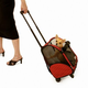 Roll Around Dog Carrier Large Black