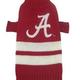 NCAA Alabama Crimson Tide Dog Sweater Large