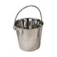 ProSelect Heavy Duty Stainless Steel Pail 13QT