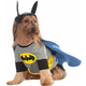Batman Halloween Dog Costume Large