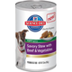 Science Diet Savory Stew Beef Can Puppy Food 12 Pk