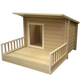 New Age Pet Santa Fe Chalet X-Large Dog House