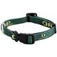 NCAA University of Oregon Ducks Dog Collar Large