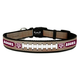NCAA Texas AM Aggies Reflective Dog Collar LG