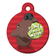 Play Ball Now Pet ID Tag Large
