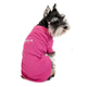 Personalized Zack and Zoey Dog Polo XXL Violet