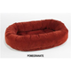 Bowsers Salsa Style Donut Dog Bed XL Garden