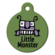 Little Monster Pet ID Tag Small