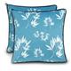 PLAY Bamboo Blue Pillow Dog Bed