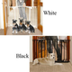 Bindaboo Hallway Security Pet Gate White