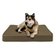 Buddy Beds Luxury Taos Sage Ortho Dog Bed Large
