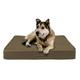 Buddy Beds Luxury Taos Sage Ortho Dog Bed Large