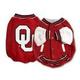 NCAA Oklahoma Sooners Dog Jacket X-Large