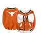 NCAA Texas Longhorns Dog Jacket X-Large