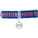 Wagberry Self Dog Collar Medium