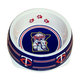 MLB Minnesota Twins Plastic Dog Bowl Large