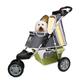 PetZip First Class Pet Jogger Stroller Yellow