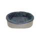 Muttluks Bio-Cuddlers Blue Oval Dog Bed 36 inch